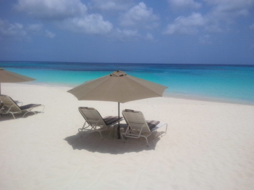 """Shoal Bay in Anguilla - """"Anguilla Ferry and Car Adventure"""" Two Traveling Texans"""