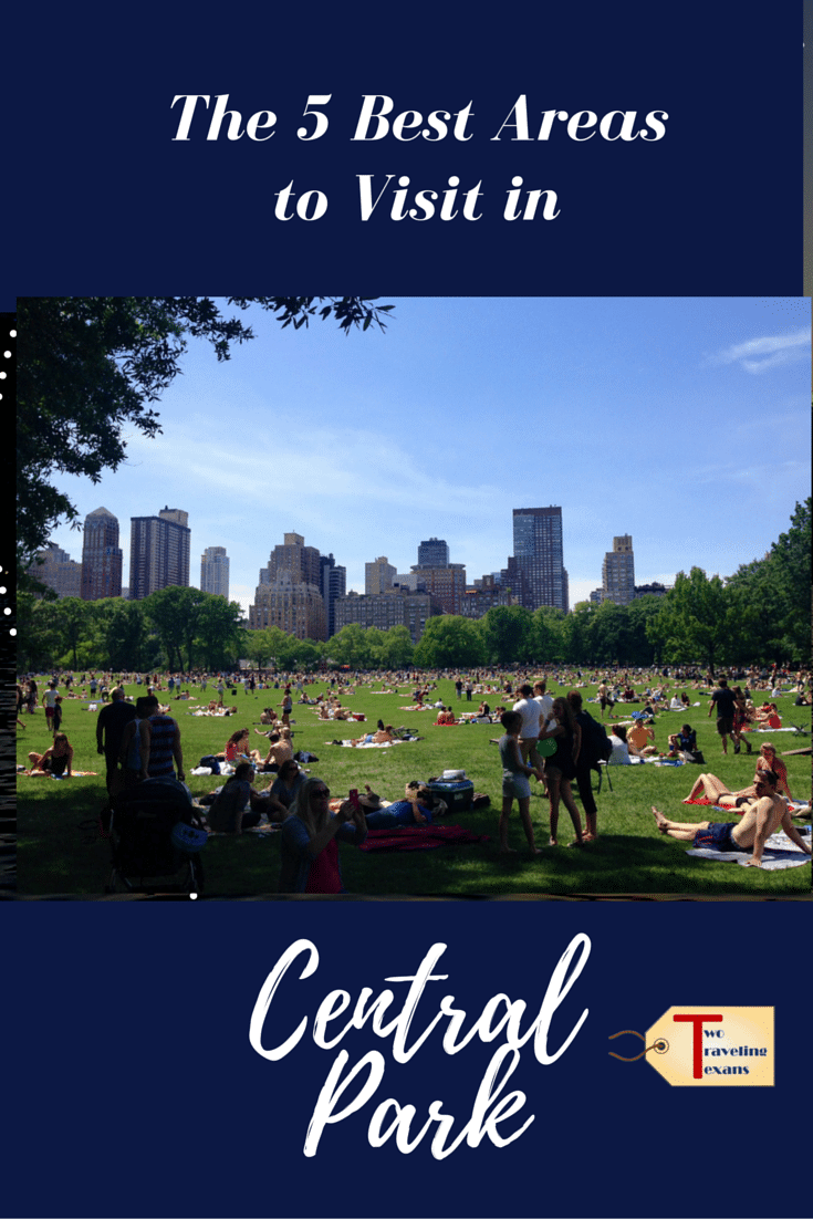 A travel blog to help Central Park NYC visitors see the most popular areas in the park, which is especially useful for first time visitors.