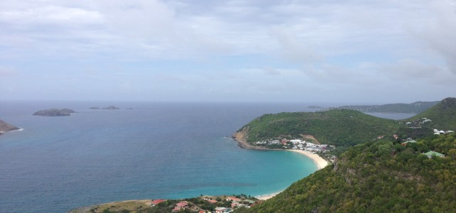 St. Barts for the Day