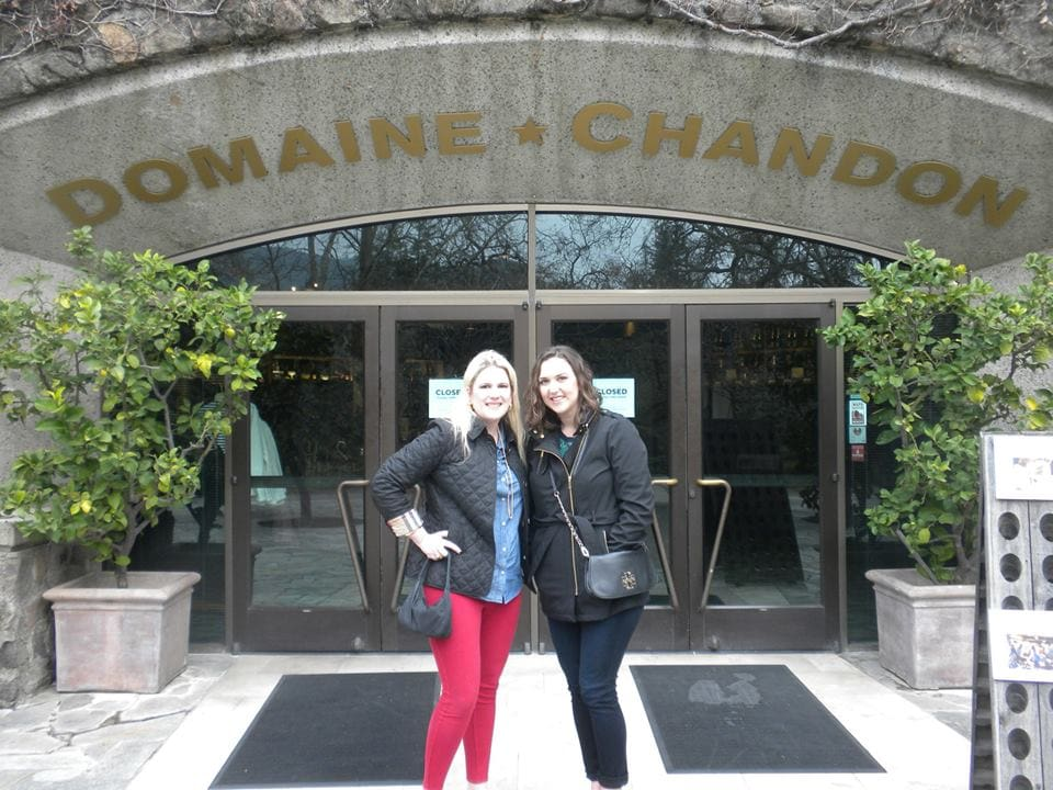 "Domaine Chandon - - ""10 Wine Tasting Tips and Tricks for Napa Valley"" - Two Traveling Texans"