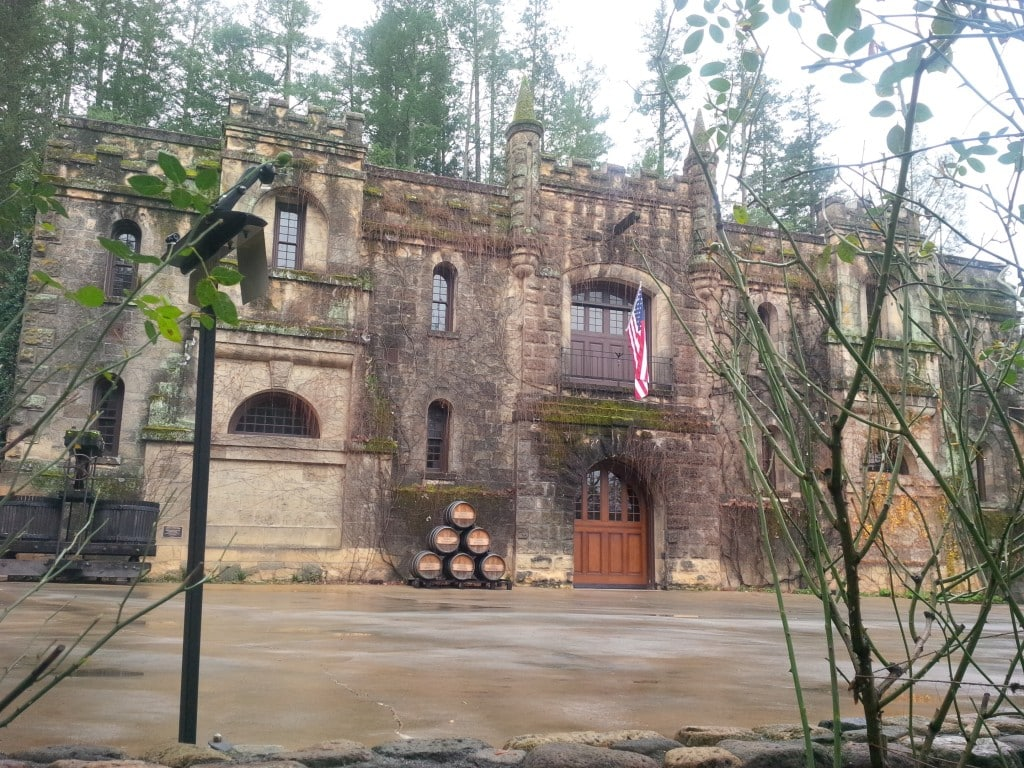 "Chateau Montelena, which opens early - ""10 Wine Tasting Tips and Tricks for Napa Valley"" - Two Traveling Texans"