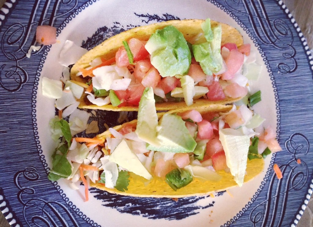 "Homemade tacos courtesy of my friend Jacki! - ""Mexican Food Finds in London"" - Two Traveling Texans"