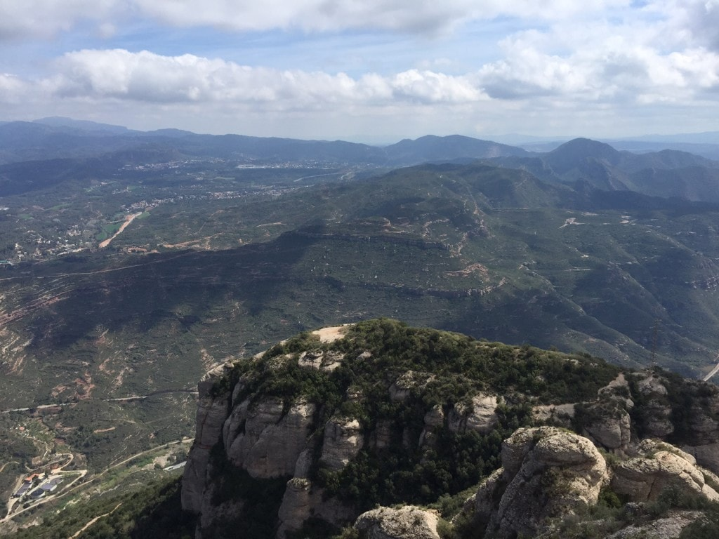 "The views from Montserrat are worth the trip alone, but there is so much more! - ""Montserrat: Mountain, Monastery, and Wine"" - Two Traveling Texans"