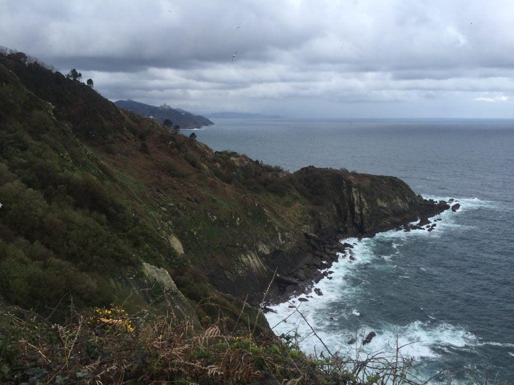 More beautiful coastline!