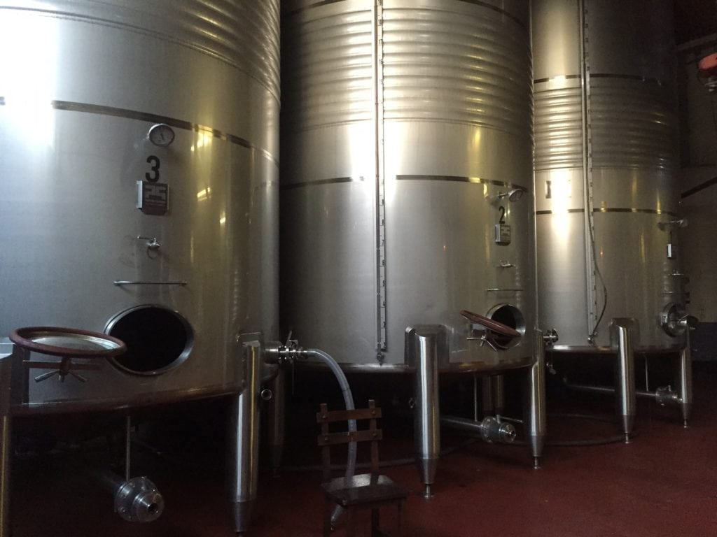 """Here is where the magic happens! - """"Petritegi Cider House Rules"""" - Two Traveling Texans"""