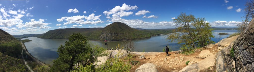 "One of the many scenic views from Breakneck Risge that make it worth all the effort. - ""Breakneck Ridge Lives Up To Its Name"" - Two Traveling Texans"