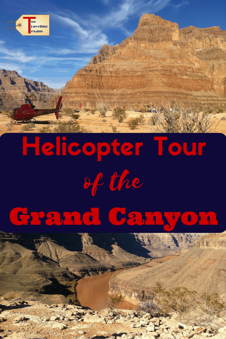 Travel blog about a half day helicopter tour of the Grand Canyon from Las Vegas, plus tips on other things to see in the area.