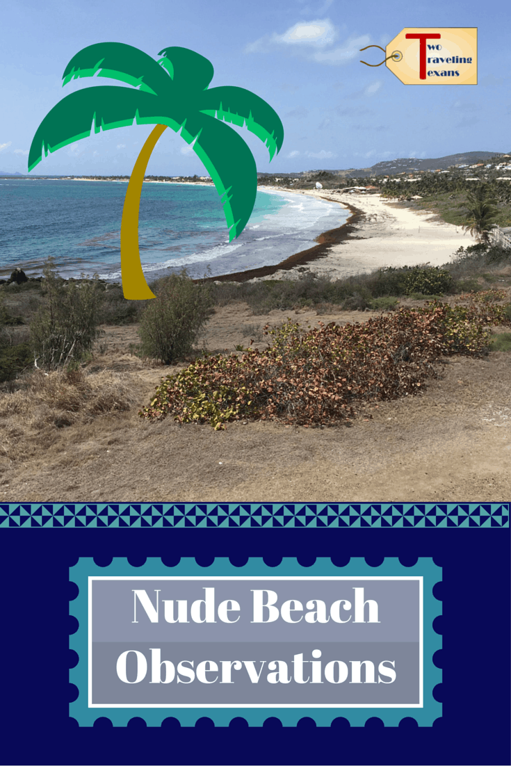 Learn about our experience at nude beaches and tips for those that don't want to be nude but happen to be at a nude beach.