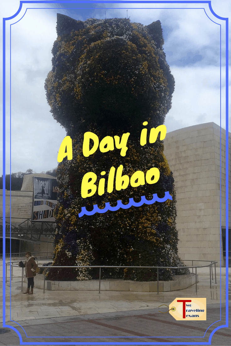 A travel blog about our short stay in Bilbao at Hotel Miro and our visit to the Guggenheim Museum. | Spain | Art | Museum