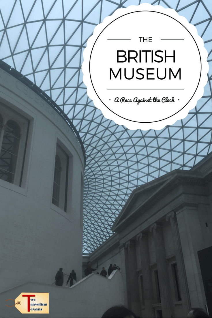 Find out if it it really possible to see the British Museum in 3 hours? Get tips to make the most of your visit. | London | England |