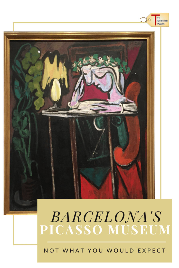 Get tips for visiting the Picasso Museum in Barcelona, which has a large collection of the artist's early works. | Spain | Modern Art | Cubism | Pablo Picasso