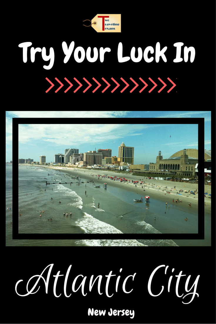 A travel blog that explains how to get to Atlantic City from NYC and also offers some suggestions on what to do while you are there.