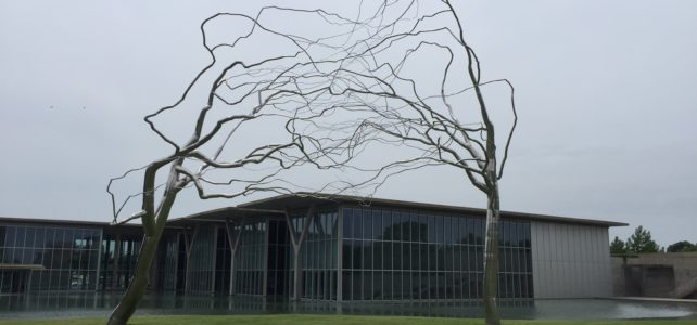 Musings about the Modern Art Museum in Fort Worth