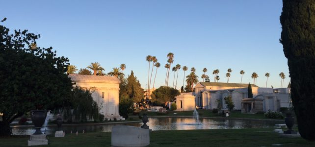 Hollywood Forever Cemetery Movie Night