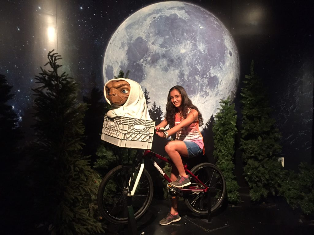 """Aanya with ET - """"Madame Tussauds NYC Ghostbusters Dimensions Experience"""" - Two Traveling Texans"""