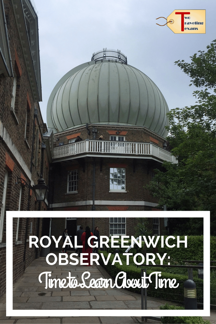 A travel blog about visiting the Greenwich Royal Observatory which is the home of the Prime Meridian and Greenwich Mean Time (GMT).