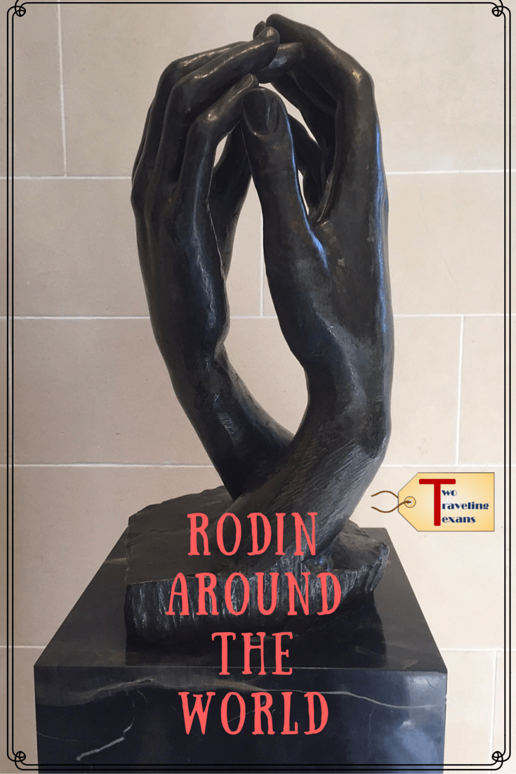 A travel blog about some of the places that you can see the works of the artist Auguste Rodin including Paris, Philadelphia, Dallas, and NYC.