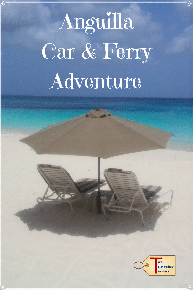 A travel blog about our adventures taking the Anguilla ferry from Marigot and driving around the island on the left side of the road.