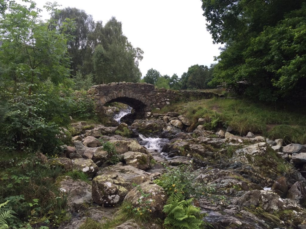 "The very photogenic Ashness Bridge - ""An Introduction to England's Lake District"" - Two Traveling Texans"