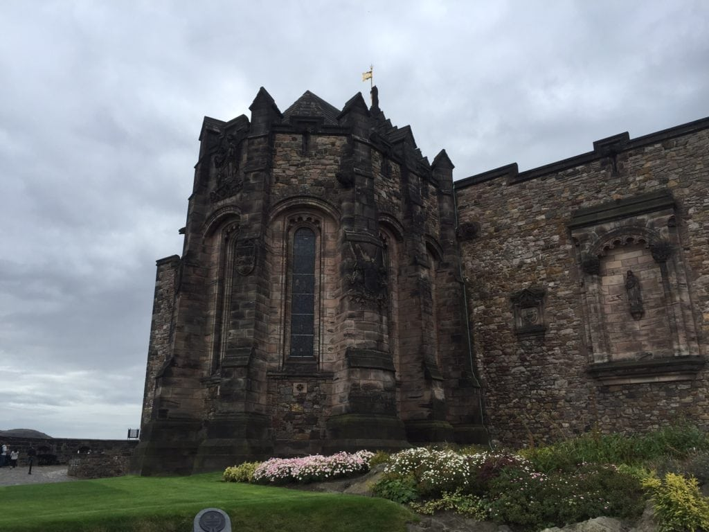 "The Scottish War Memorial is inside a beautiful building. - ""Experiencing History at Edinburgh Castle"" - Two Traveling Texans"