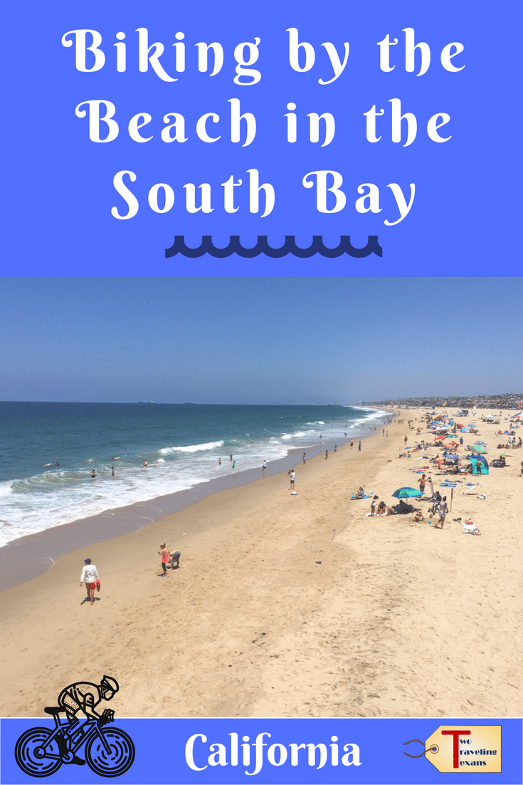 A travel blog about my experience biking by the beach in the South Bay (Redondo to Dockweiler) when I visited my friend Kat in Los Angeles.
