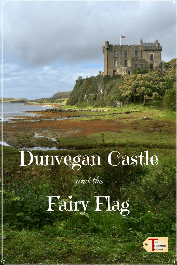 A travel blog about some of the highlights of my visit to Dunvegan Castle and the surrounding gardens in the Isle of Skye, Scotland.