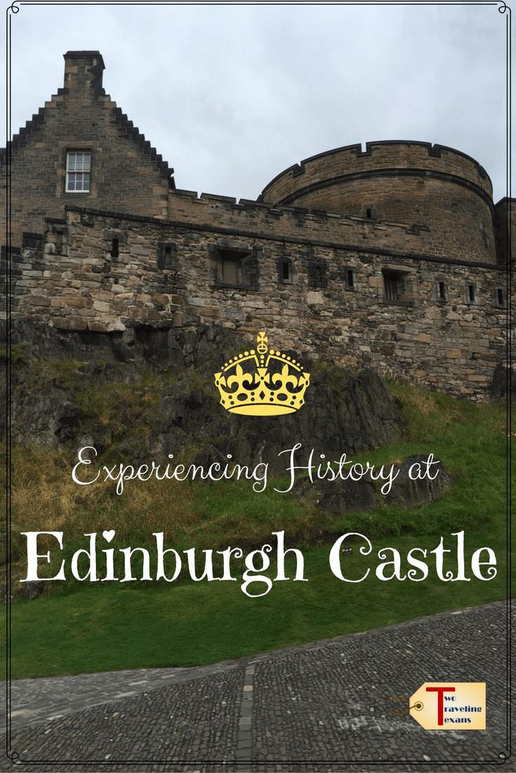 A travel blog about our visit to the historic Edinburgh Castle including seeing the crown jewels and other exhibits that should not be missed.