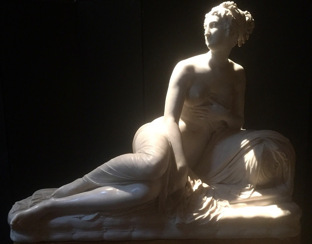 "One of the beautiful sculptures on the balcony in the entry hall. - ""Why You Should Visit the Fitzwilliam Museum in Cambridge"" - Two Traveling Texans"