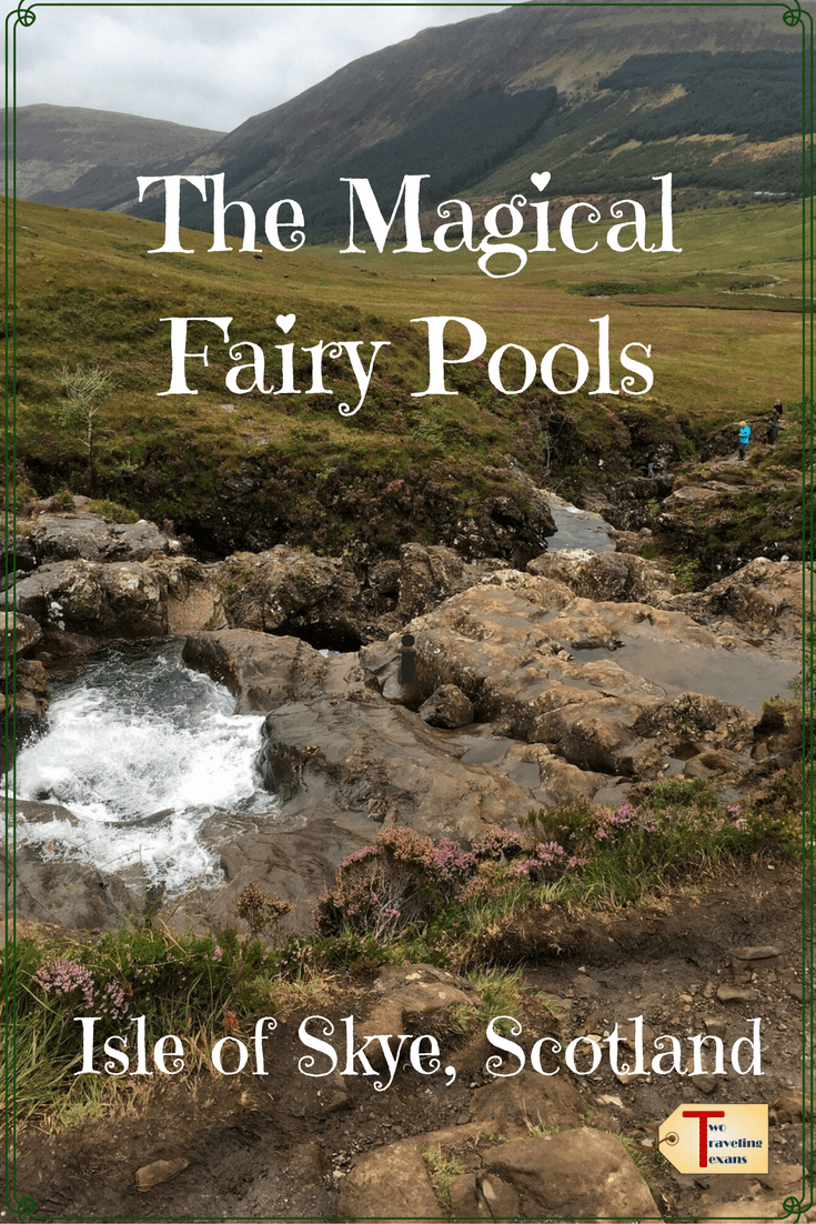 A travel blog about the morning we spent exploring and photographing the magical Fairy Pools located on the Isle of Skye, Scotland.
