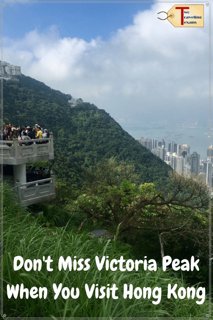 A travel blog with tips to make the most of your visit to Victoria Peak in Hong Kong which is definitely a must see while you are there!