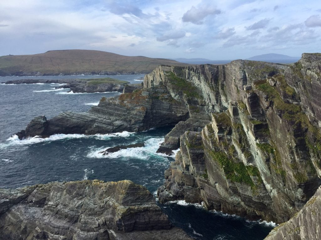 "I was pretty impressed with the Kerry Cliffs!- ""Why You Must Do the Ring of Kerry at Least Once in Your Lifetime"" - Two Traveling Texans"
