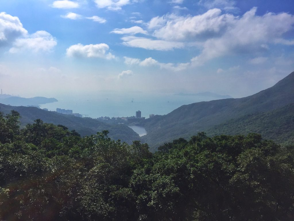 """So much green! - """"Don't Miss Victoria Peak When Visiting Hong Kong"""" - Two Traveling Texans"""