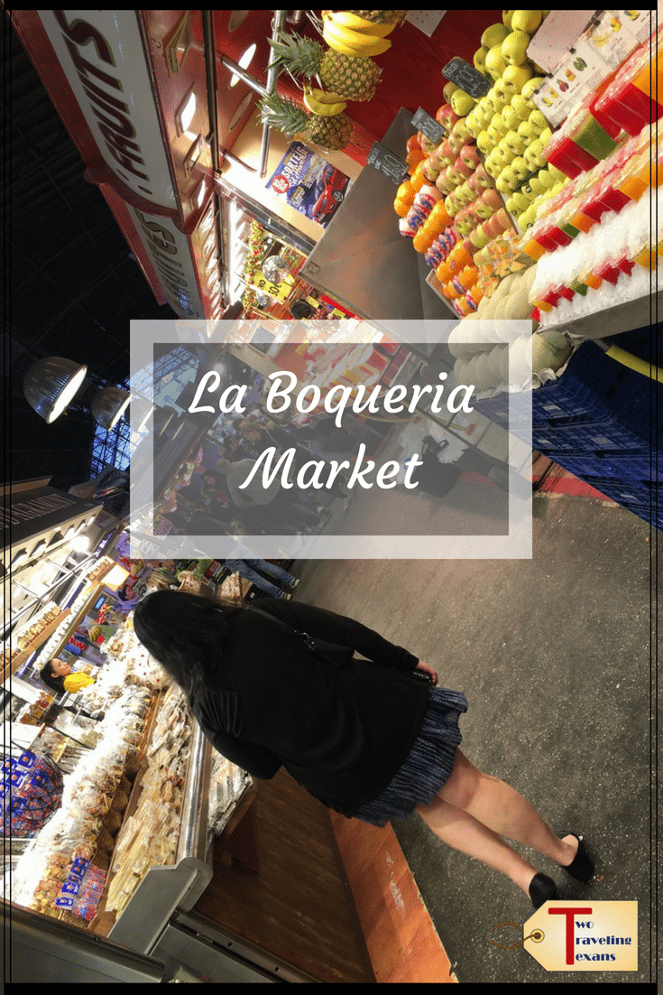 Preview all the delicious goodies you can find at La Boqueria Market in Barcelona, Spain and get helpful tips for your visit.