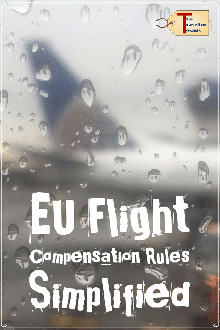 Learn about EU flight compensation rules and how even non-EU citizens can take advantage to get money for cancellations and delays.