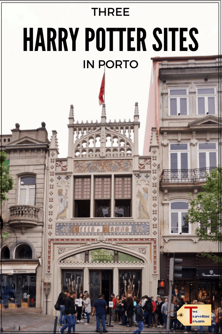 Learn about the connection between Harry Potter and Porto, Portugal by visiting three sites that may have influenced JK Rowling.   Travel