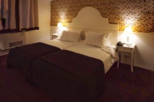 "Our bed was very comfortable! - ""Three Harry Potter Porto Sites"" - Two Traveling Texans"