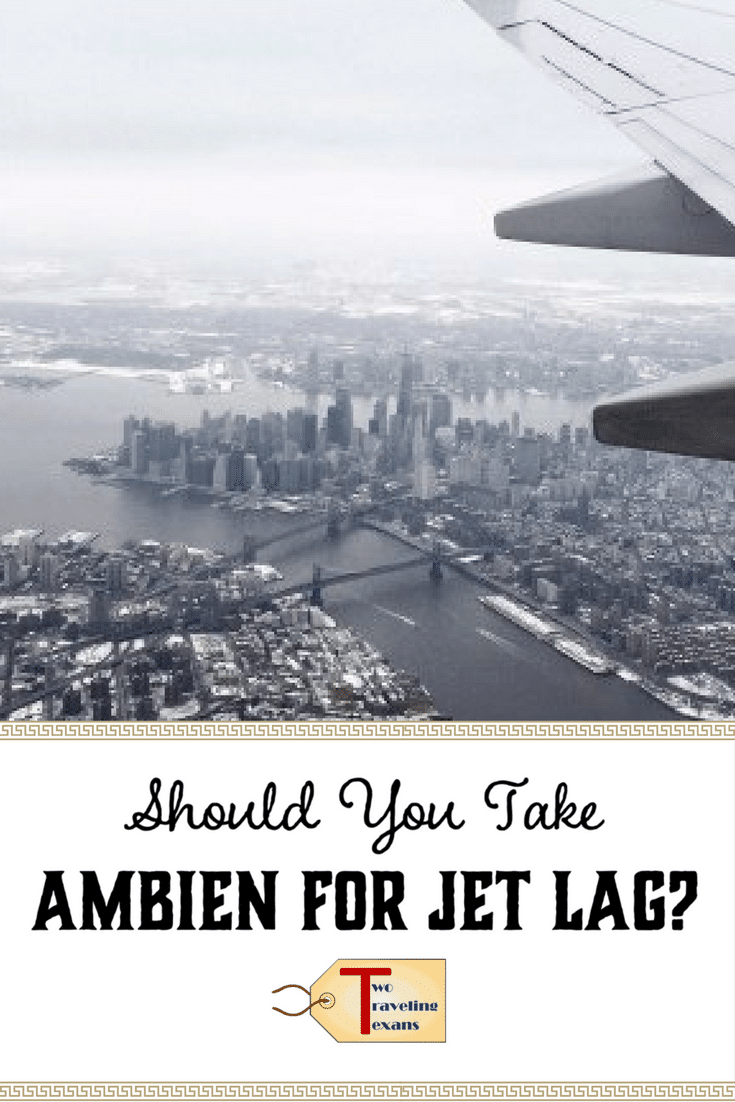 Learn about my experience taking ambien for jet lag so that you are aware of potential side effects and can discuss with your doctor.