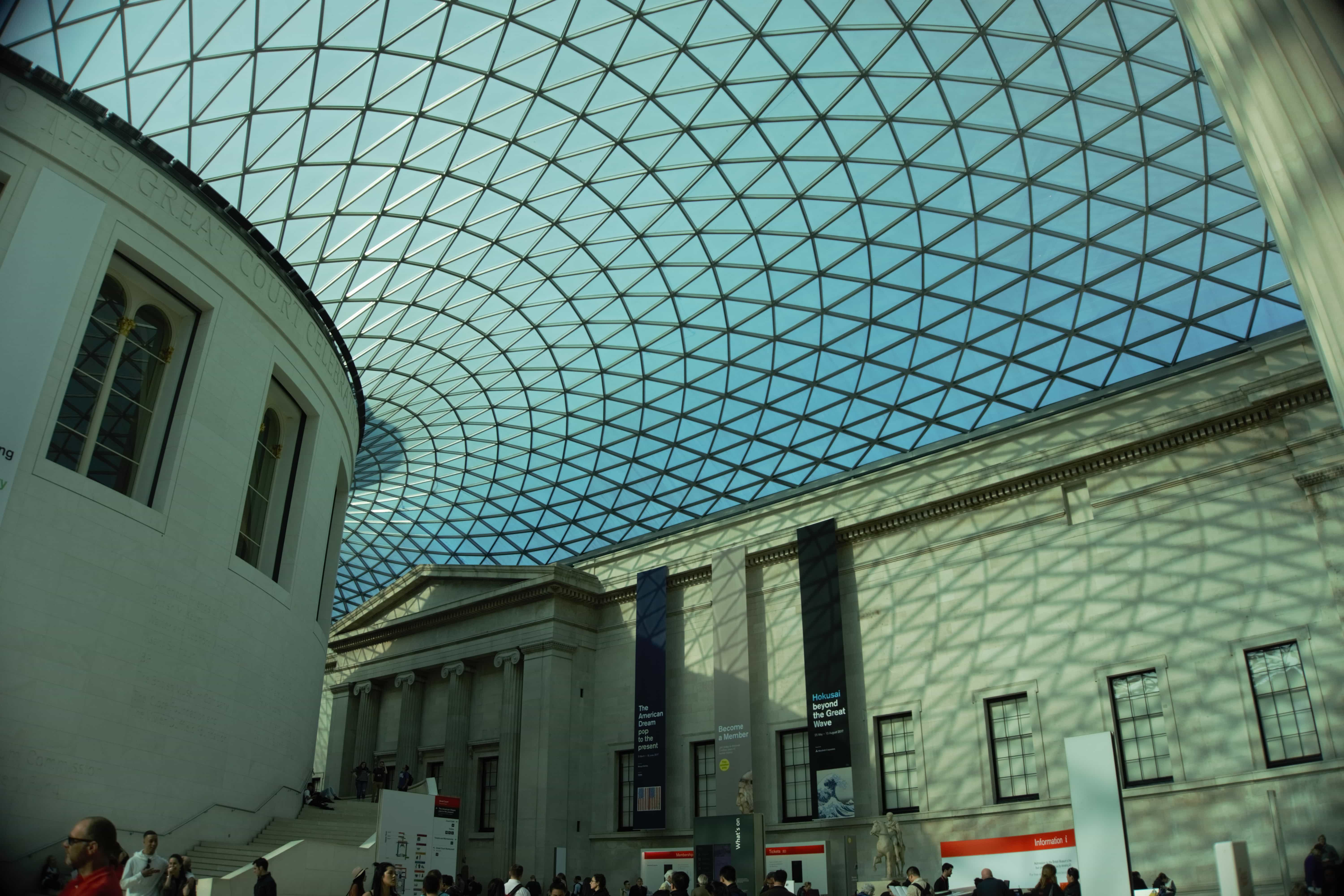 the british museum When the british museum opened its doors more than two centuries ago, scores  of visitors waited eagerly outside for a first glimpse of ancient relics from egypt,.