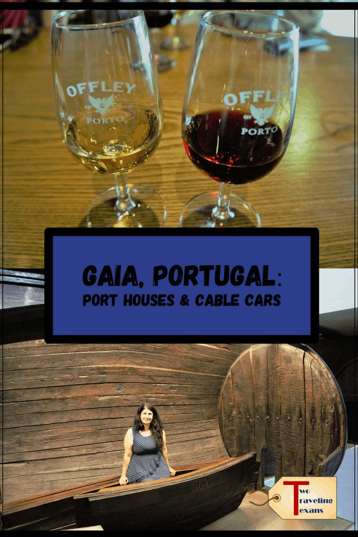 Info to help you plan your visit to Gaia Portugal, where you can visit Port houses and ride the cable car | Travel | Porto | Port Wine