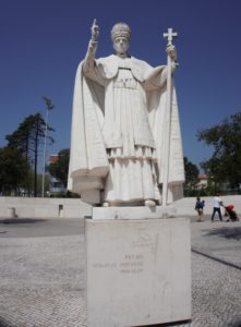 """Several popes have visited Fatima and Pope Francis will be visiting on May 13, 2017. """"Fatima Pilgrimage: 100 Years and Counting"""" - Two Traveling Texans"""