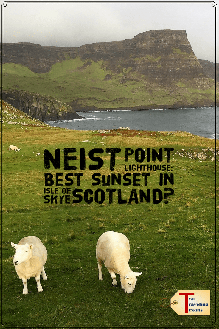 Learn how to get to the Neist Point Lighthouse and see why it is a must do during your visit to the Isle of Skye.  Skye Scotland   Hiking
