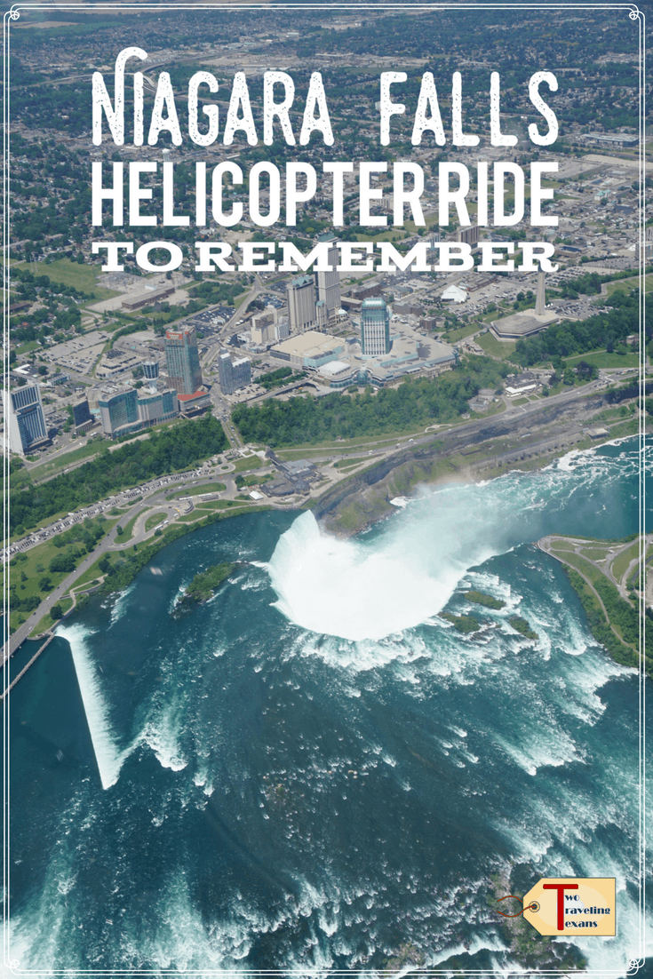 Learn what it is like to take a Niagara Falls Helicopter Ride - Video Included!| Canada | Waterfalls | Helicopter Tour | Ontario | Travel