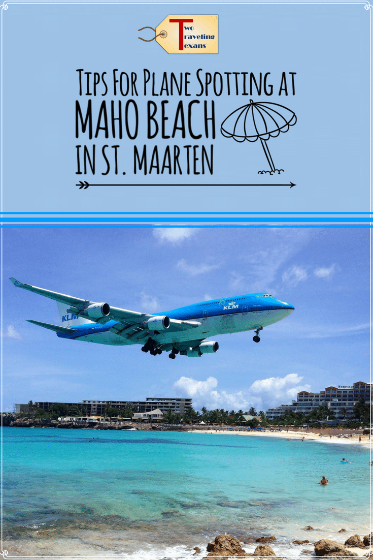 Tips for Plane Spotting in Maho Beach, St. Maarten | Airplanes | Sonesta | Caribbean | Bucket List | Tropical Bar | Beach Vacation | Aviation