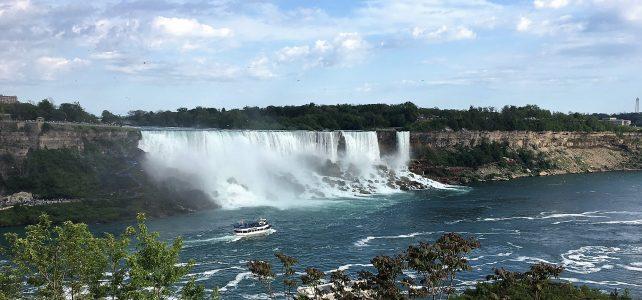 Cave of the Winds: Niagara Falls Close-up