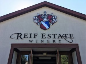 """The second stop on our half-day tour. - """"Discovering Wineries in Niagara on the Lake Canada"""" - Two Traveling Texans"""