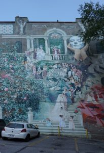 "Women of Progress by Cesar E Viveros-Herrera & Larissa Preston. - ""Philadelphia Mural Mile Tour: Get Inspired!"" - Two Traveling Texans"