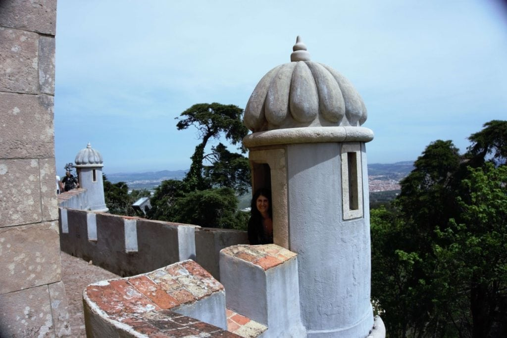 "It would be a great place to play hide and go seek! - - ""Pena Palace: Sintra's Fairytale Castle"" - Two Traveling Texans"